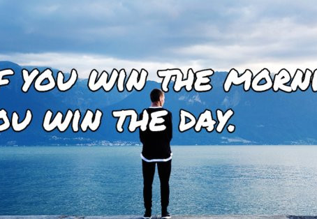 Win The Morning?