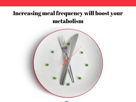 Nutrition MythsBusters: Increasing Meal Frequency will boost Your Metabolism
