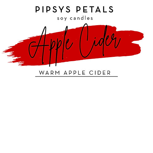 20oz Warm Apple Cider