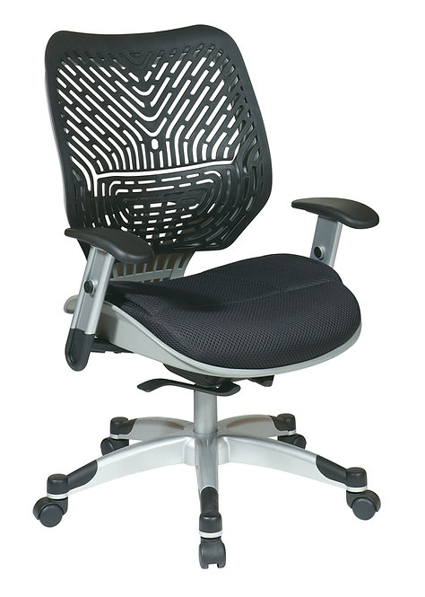 Unique Self Adjusting Raven SpaceFlex Managers Chair