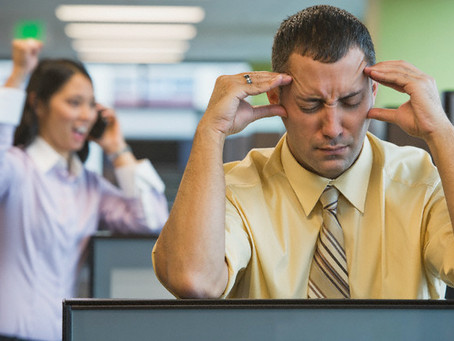 Five Ways To Reduce Noise In The Workplace