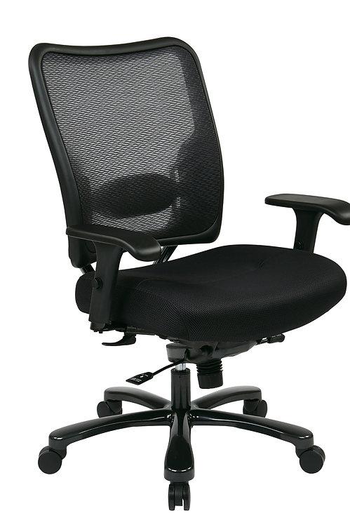 Double AirGrid Ergonomic Chair