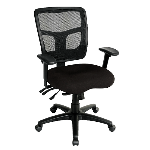 CoolMesh Mid Back Multi-Function Office Chair