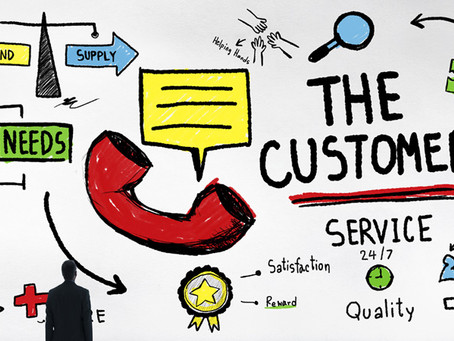 Service, Solutions, Satisfaction