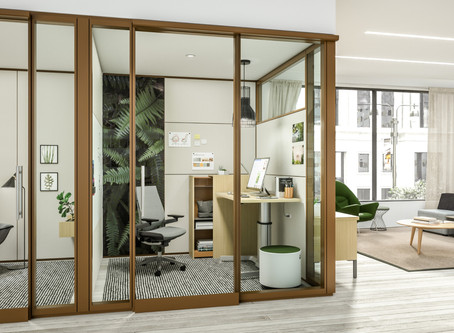 Six Design Tips To Create An Inspiring Office Space