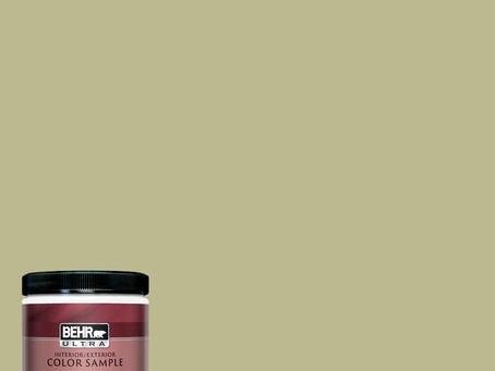 Behr Just Unveiled It's Paint Color of the Year
