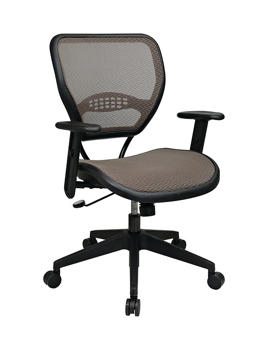 Latte AirGrid Deluxe Task Chair