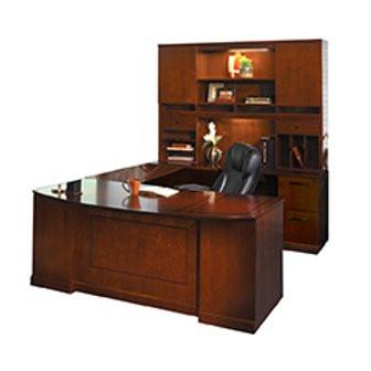 Executive Veneer Desks  0304-1-4-S214