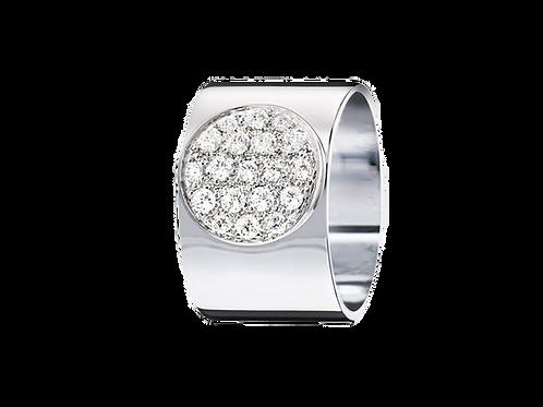 Bague Anthea en Or blanc et diamants
