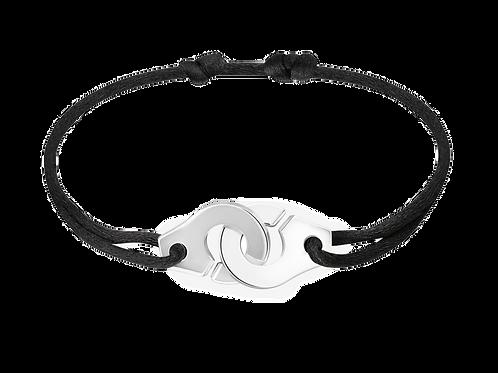 Bracelet Menottes R12 argent