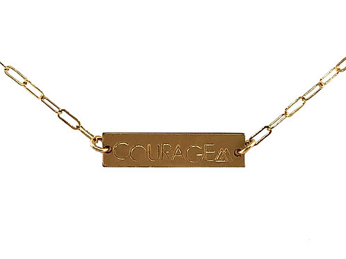 Limited GOLD Edition - COURAGE Bracelet