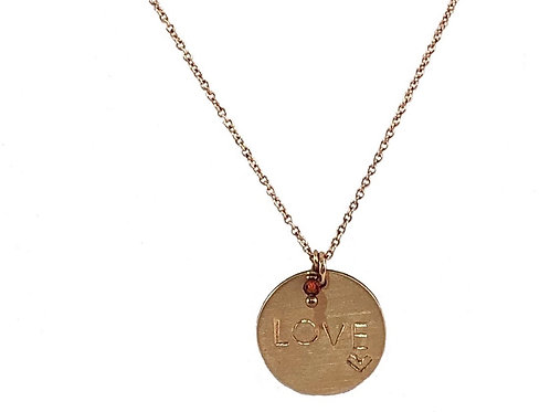 YOUR WORD Necklace - Disc