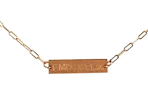 EMPOWER Bracelet - Bar