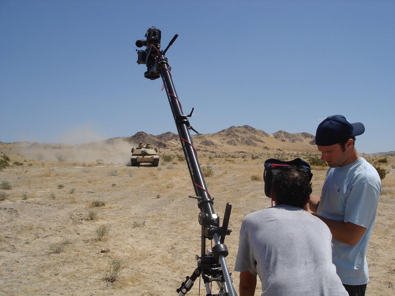 'Anatomy of an Abrams' 29 Palms, CA