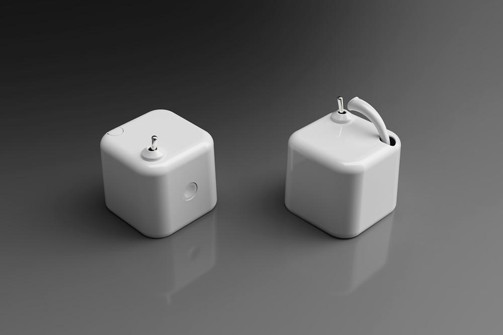 MicroBot Concept Rendering