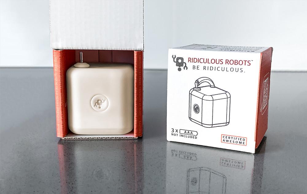 The 1st MiniBot