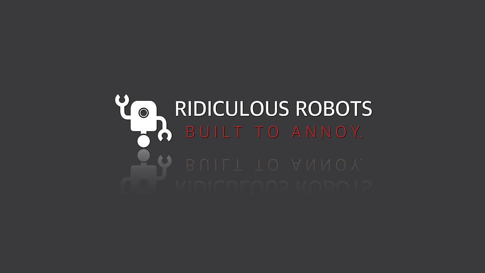Ridiculous Robots Logo