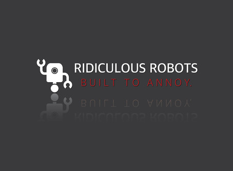 Ridiculous Robots Is Live