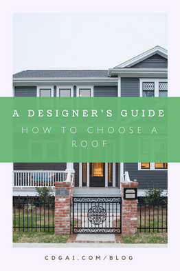 How to Choose a Roof