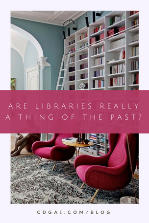 Are Libraries Really a Thing of the Past?