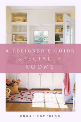 Specialty Rooms