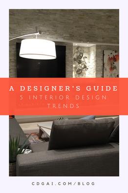 5 Latest Interior Design Trends