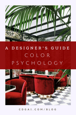 Color Psychology in Interiors