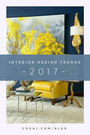 Interior Design Trends of 2017