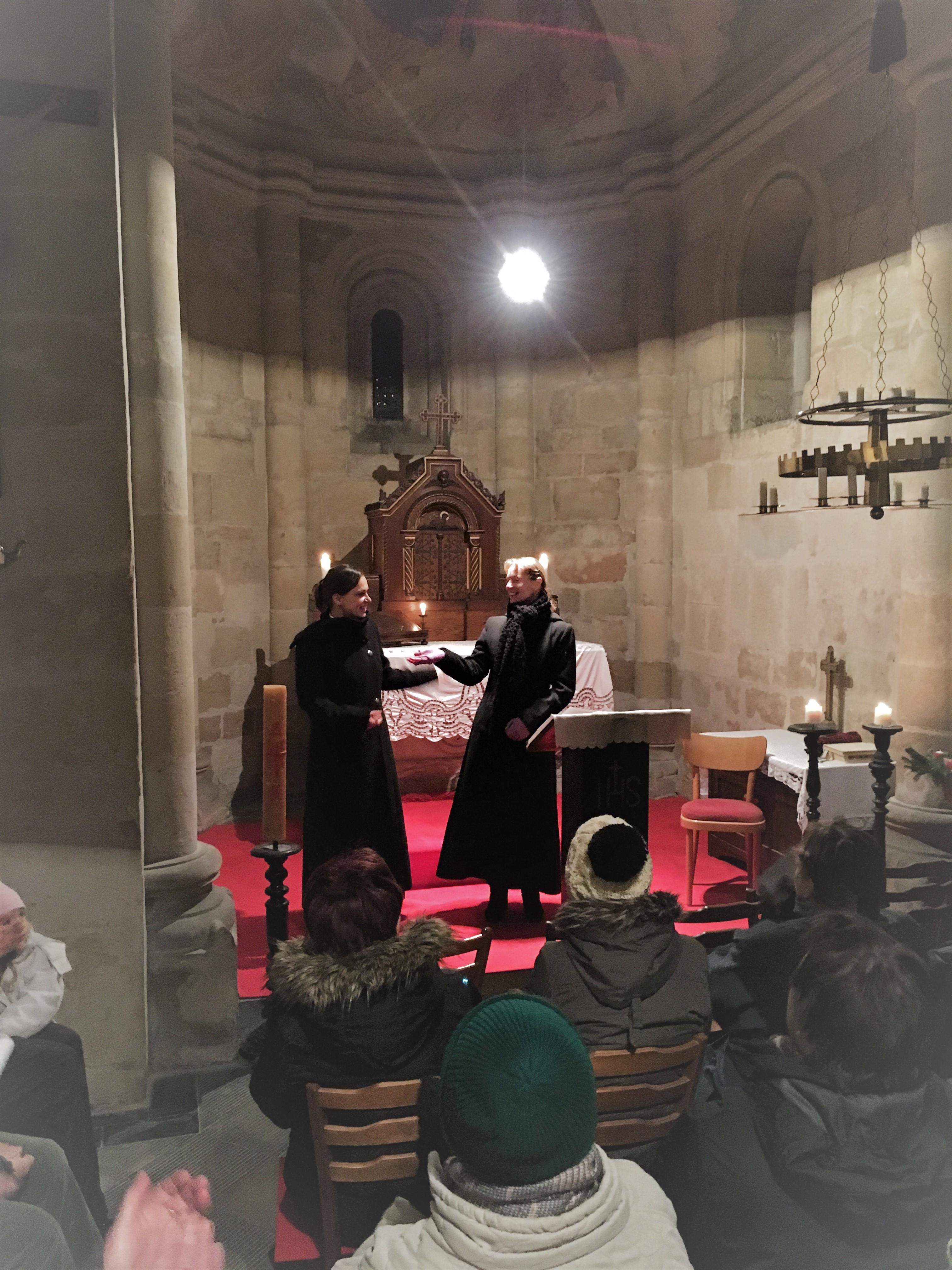 Adventní koncert ve Vinci