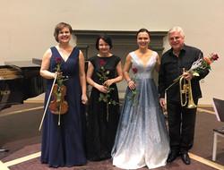 Trio Talia a Miroslav Kejmar, Adventní koncert 2019