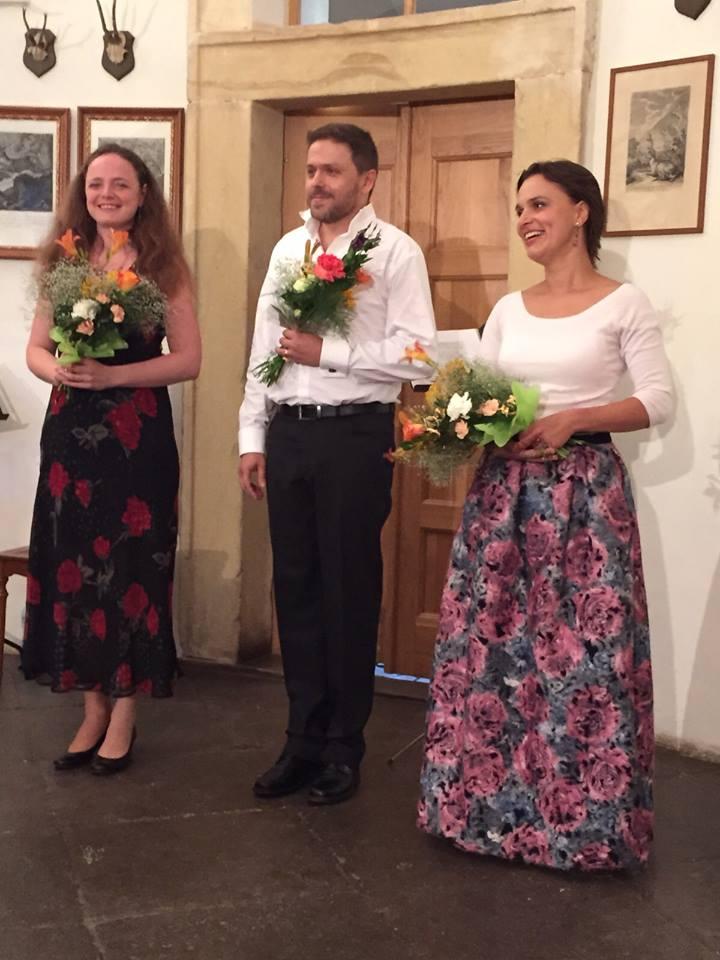 Letní koncert árií a duetů