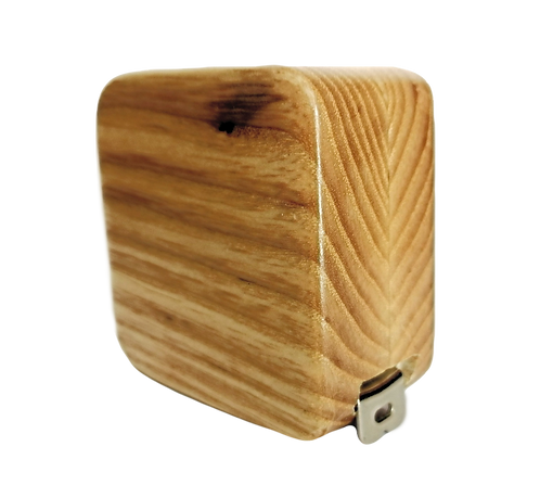 Square ASH Tape Measure (Personalisation available) MADE TO ORDER