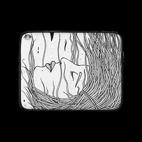 FIRE; 4 elements - Laptop Sleeve