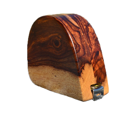 --LIMITED-- ZEN-ROSEWOOD Tape Measure (Personalisation available) MADE TO ORDER