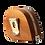 Thumbnail: Inlaid MAHOGANY Tape Measure (Personalisation available) MADE TO ORDER