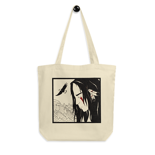 WATER; 4 elements - Eco Tote Bag