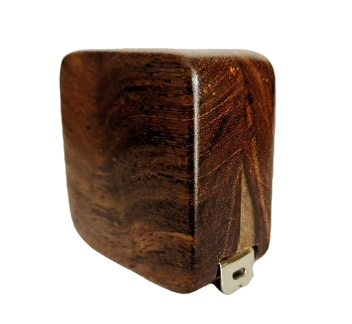 Square --LIMITED-- ZEN-ROSEWOOD Tape Measure MADE TO ORDER