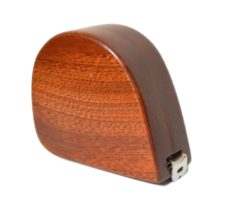 MAHOGANY Tape Measure (Personalisation available) MADE TO ORDER