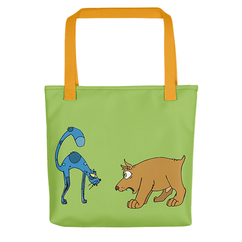 Cat & Doggo - Tote bag