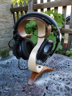 Laminated Headphone Stand
