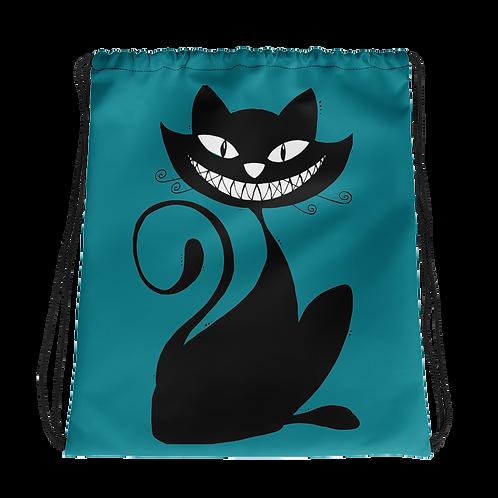 Smiley - Sports drawstring bag
