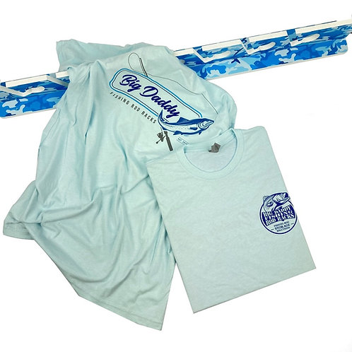 Vintage Blue Short Sleeve