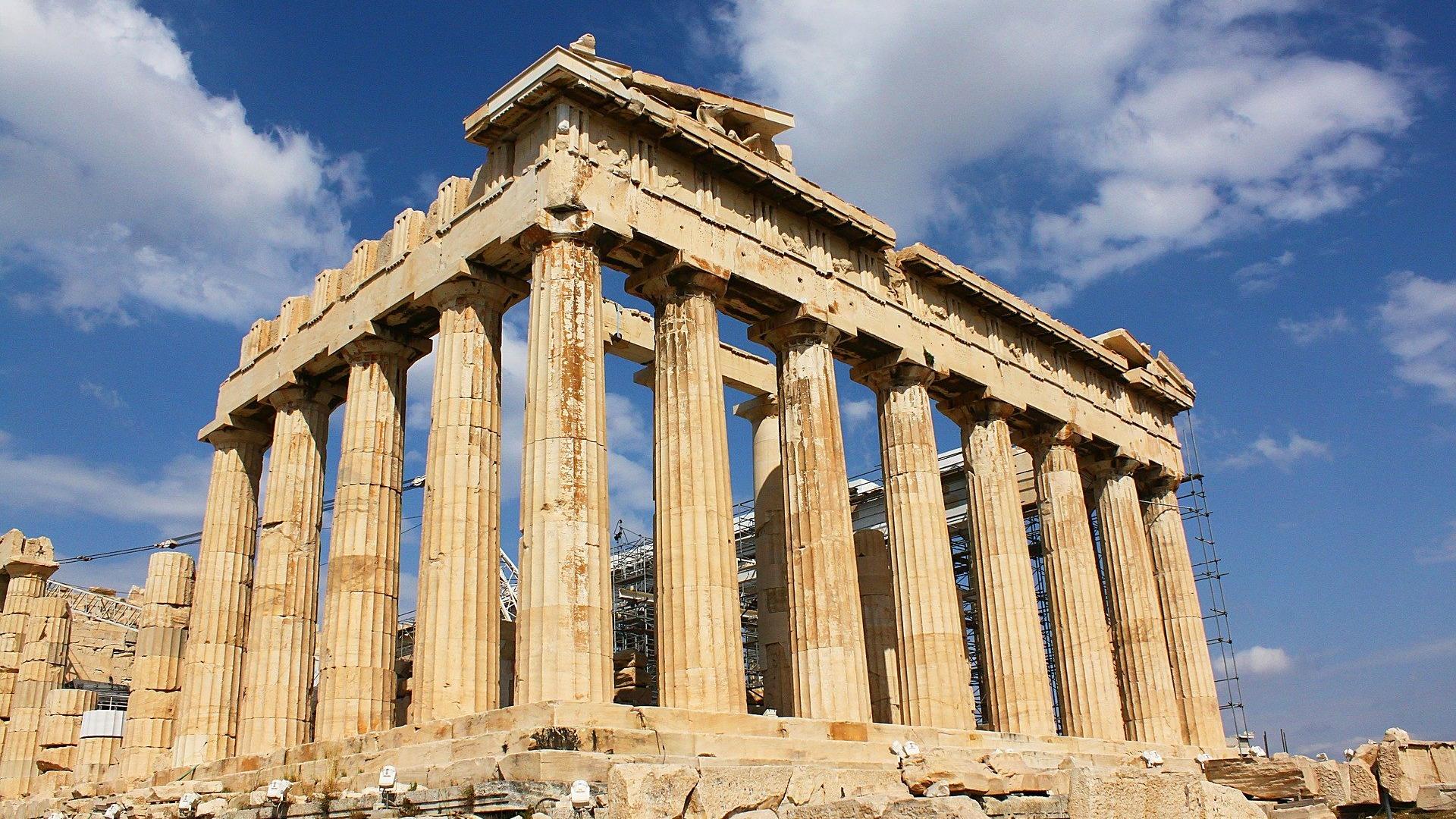 Atenas-Partenon
