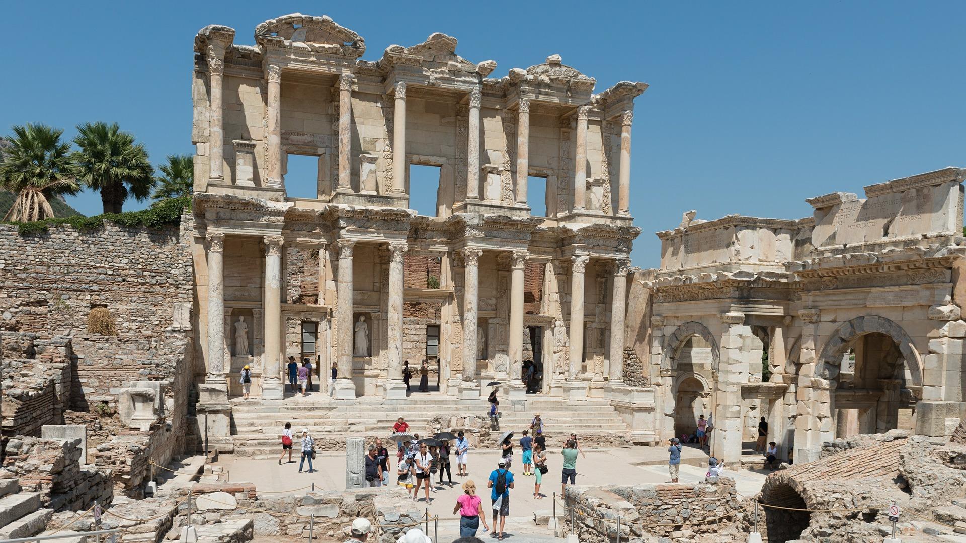 Efesos-Turquia