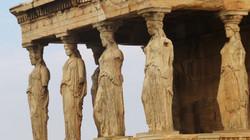 Atenas-Caryatidas