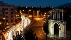 Atenas-Arco-de-Adriano