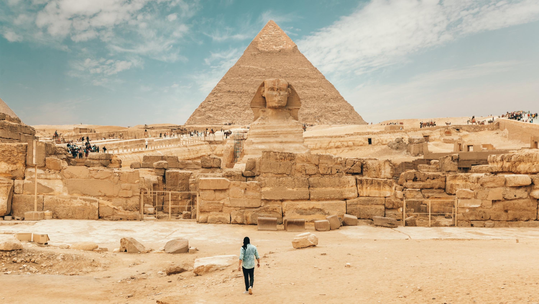 Egipto-pyramides