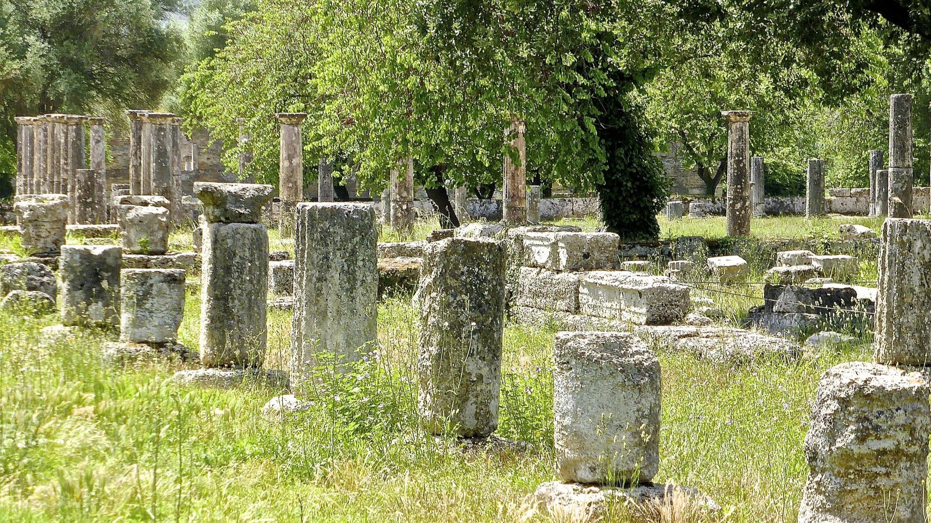 Peloponeso-Olympia