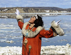 Visit Alaska Natives  July 2015