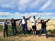 The Lakota Badlands with NDN2RS